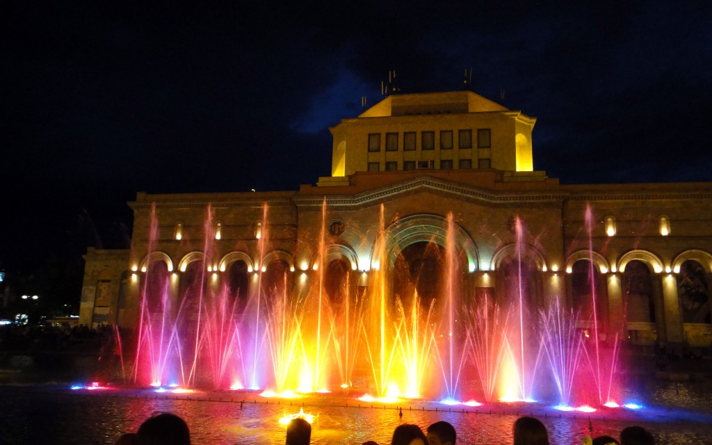 Yerevan Fountains 693