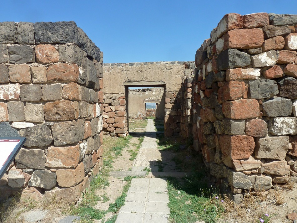 Erebuni Entrance to Palace 441